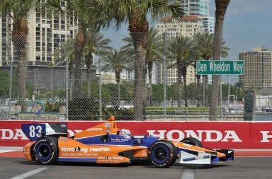 2013 IndyCar Season Review
