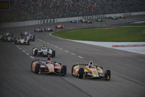 IndyCar test at TMS open to the public