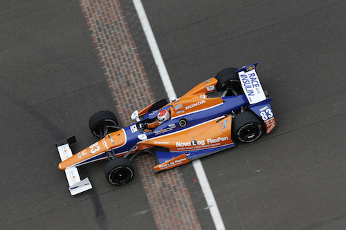 INDYCAR Adds Additional Practice Day to '500' Schedule