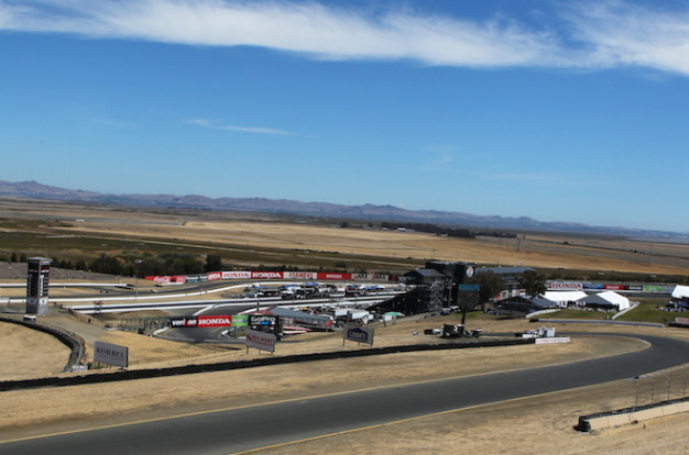 IndyCar test open to public at Sonoma Raceway