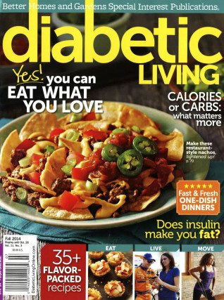 Pick up Diabetic Living today!