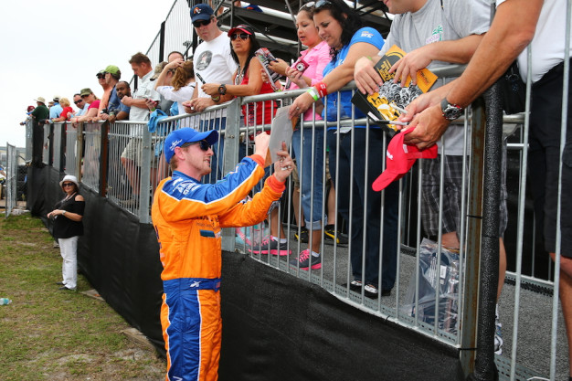 IndyCar's Charlie Kimball an inspiration to other diabetics