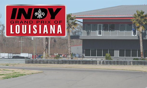 Grand Prix of Louisiana to debut in April 2015