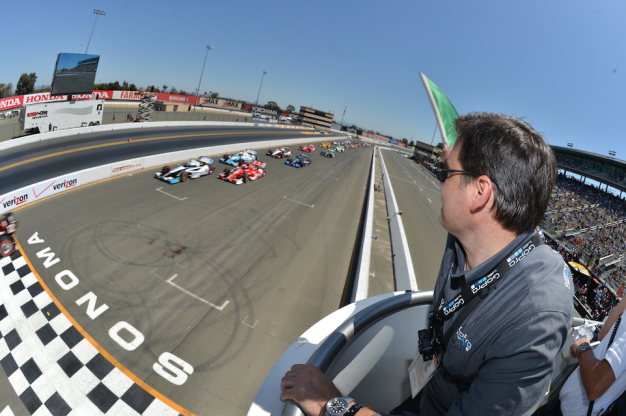 From Pocono to Sonoma: Exciting run to '15 title