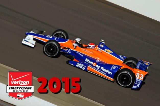 IndyCar announces 2015 race schedule