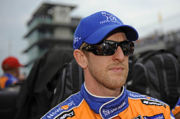 Charlie Kimball and Novo Nordisk Return with Chip Ganassi Racing in 2015 and Beyond
