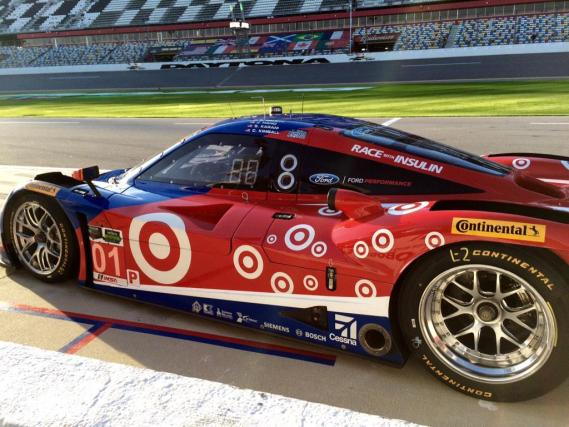 Live from Trackside: 2015 Rolex 24 at Daytona
