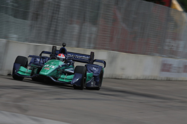 Live from Trackside - Chevrolet Dual in Detroit