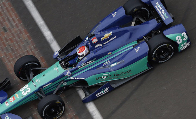 Kimball impresses with podium finish at Indy 500