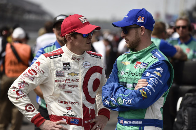 Take your pick: Who will deliver Ganassi's 100th?