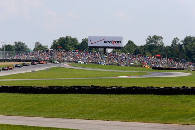 Honda Indy 200 at Mid-Ohio Fast Facts