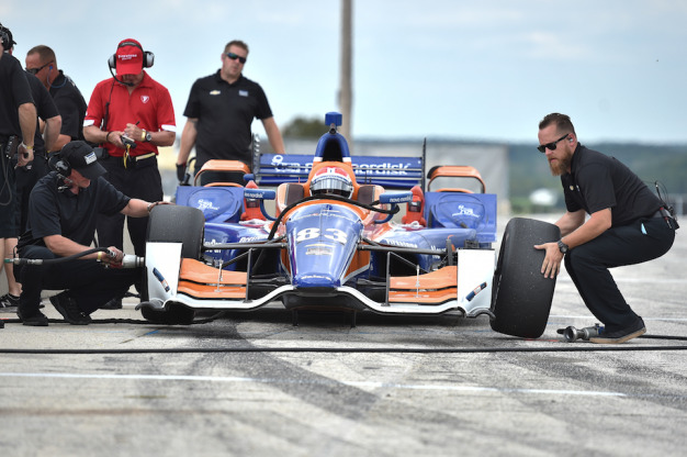 IndyCar Series returns to Road America