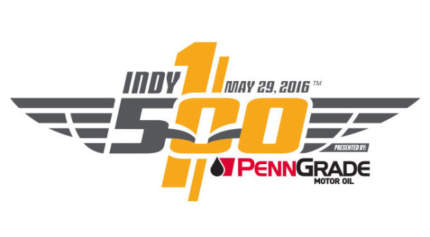PennGrade Motor Oil named first presenting sponsor of the Indianapolis 500