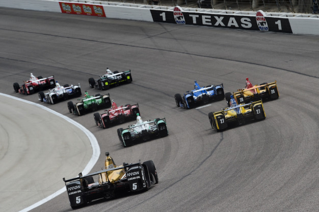 Firestone 600 completion plan announced