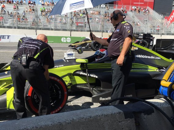 Live from the Honda Indy Toronto