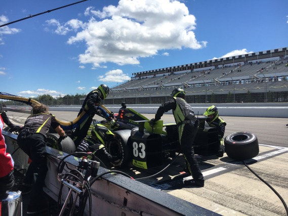 Live from the ABC Supply 500 at Pocono Raceway