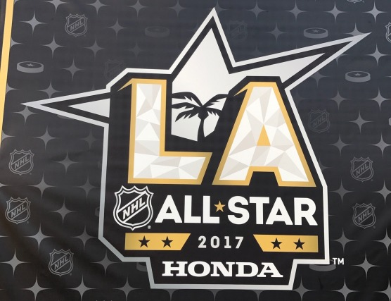 Inside the rink: Charlie Kimball, Honda take on NHL All-Star game