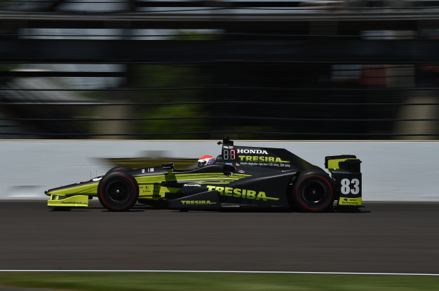Photo via INDYCAR