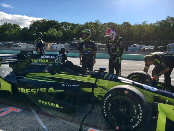 Live from the KOHLER Grand Prix at Road America