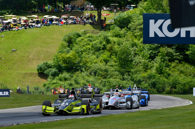 Kimball, Chilton quiet but solid at Road America
