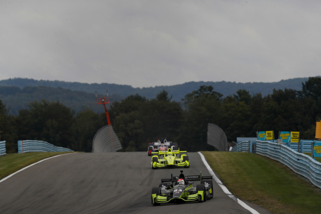 Teammates Chilton, Kimball battle to top-10 finishes at The Glen