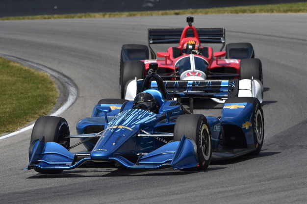 INDYCAR's Pappas deems universal kit testing a success