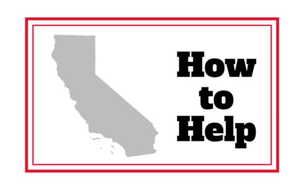 How to support Thomas Fire relief efforts