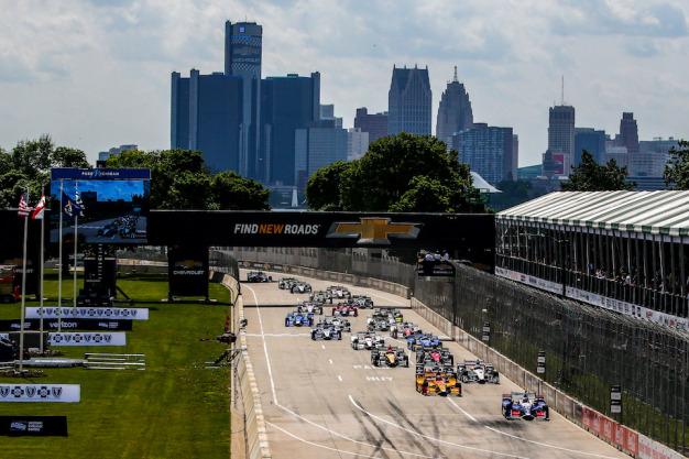 Tune in: Chevrolet Detroit Grand Prix