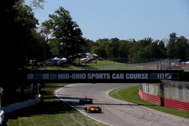 Tune in: Honda Indy 200 at Mid-Ohio