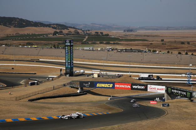 Tune in: INDYCAR Grand Prix of Sonoma