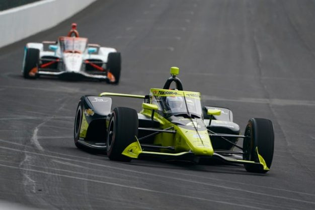 Despite all the abnormalities, Kimball focused on 10th Indy 500 opportunity